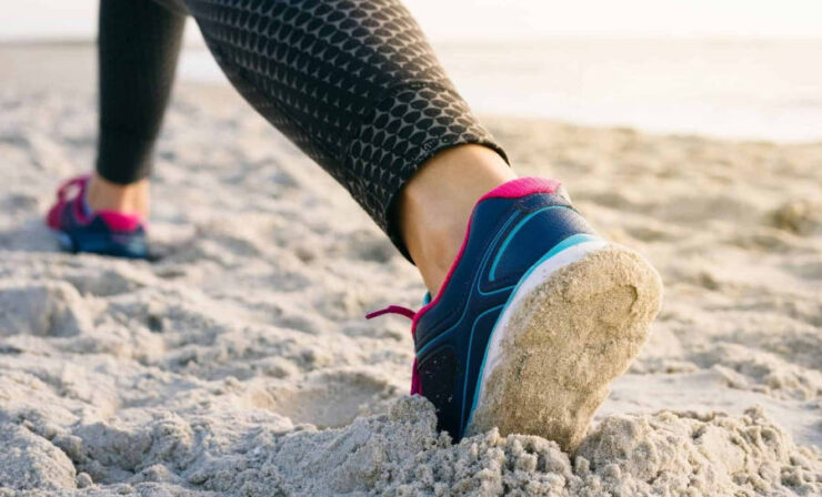 7 Best Shoes For Walking In Sand And