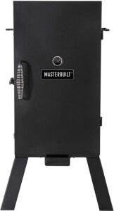 Masterbuilt Analog Electric Smoker with 3 Smoking Racks